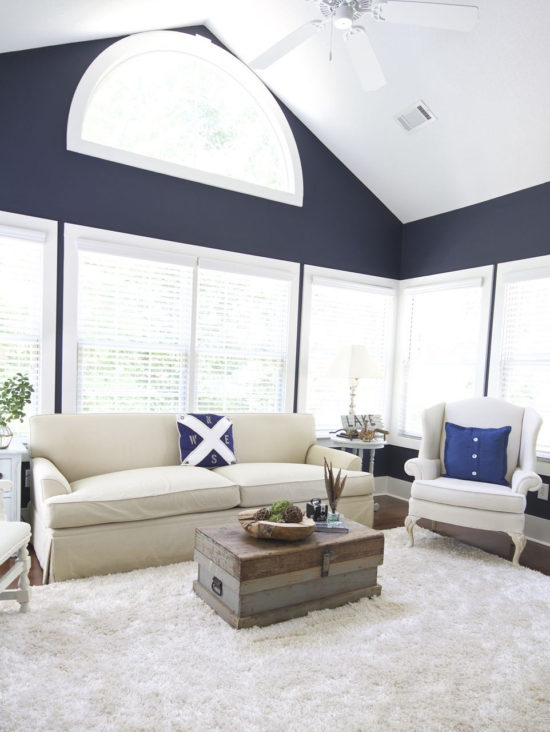 Hale Navy 2 Bees in A Pod Design Bloggers Favorite Paint Colors