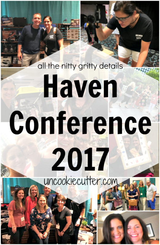 Haven-Conference-pin-522x800 uncookie cutter