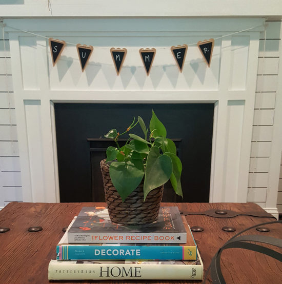 Living Room Coffee Table Styling
