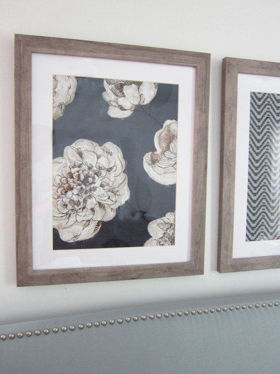 cheap decorating ideas that look chic knock off wall art