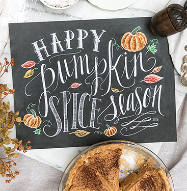 9 Non-Scary Fall Decorations from Etsy
