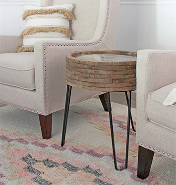 Small Side Table DIY Upcycle