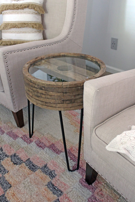 side table DIY ideas