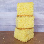 Sweet Homemade Cornbread Recipe FI
