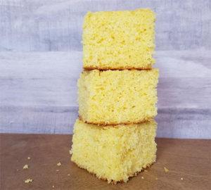 Sweet Homemade Cornbread Recipe FI
