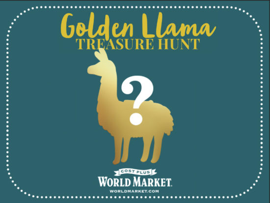 World market Llama hunt