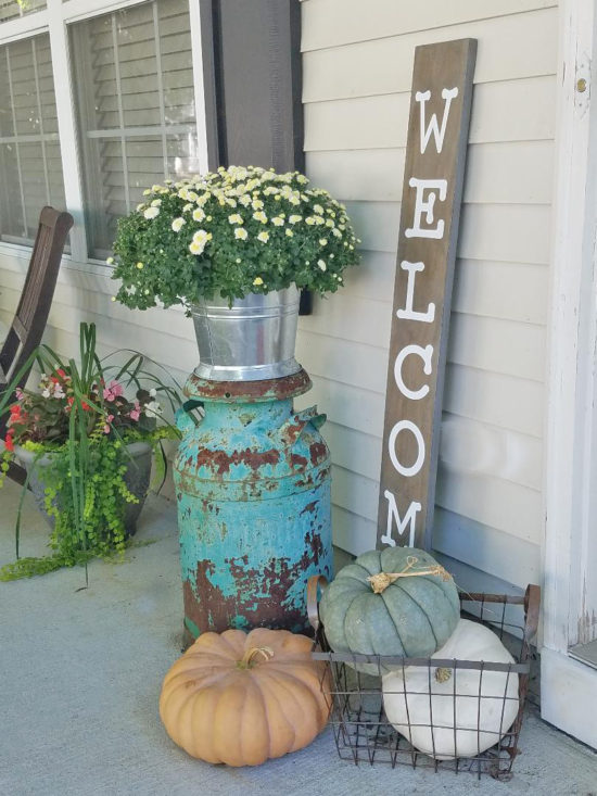 Do You Have Any Front Porch Ideas For Fall I D Love To Hear About Them In The Comments