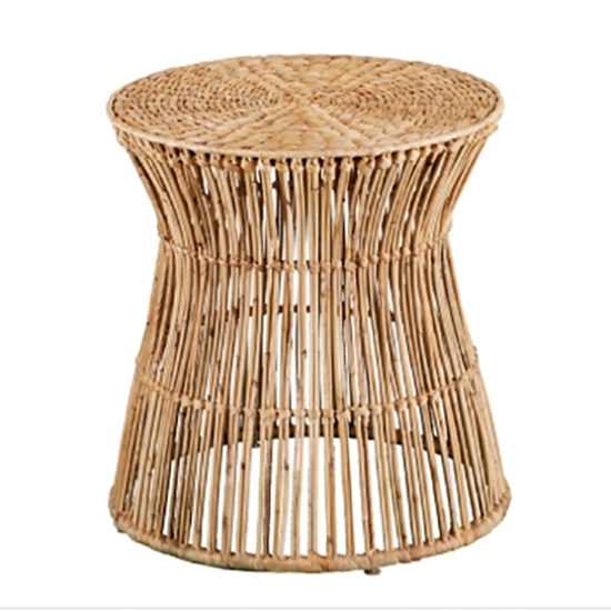 woven end tables