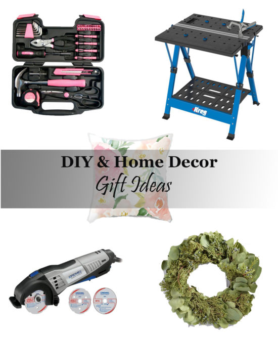 DIY & Home Decor gift ideas they'll love all year! PIN