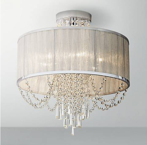 Ellisia crystal chandelier