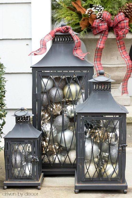 Driven by Decor ornament lanterns