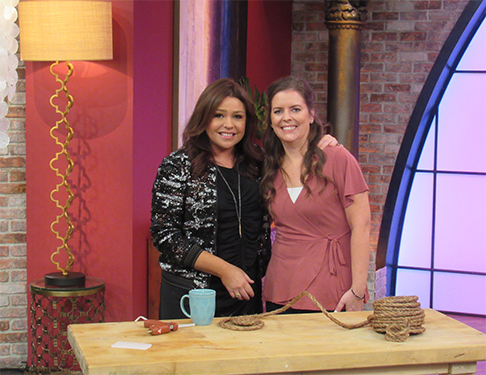 The Rachael Ray Show and Christmas in NY