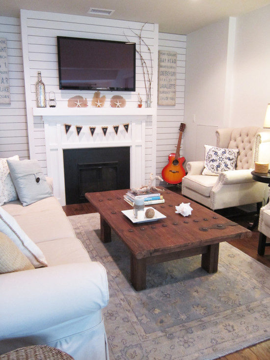 Family Room Decorating Ideas Summer The Honeycomb Home