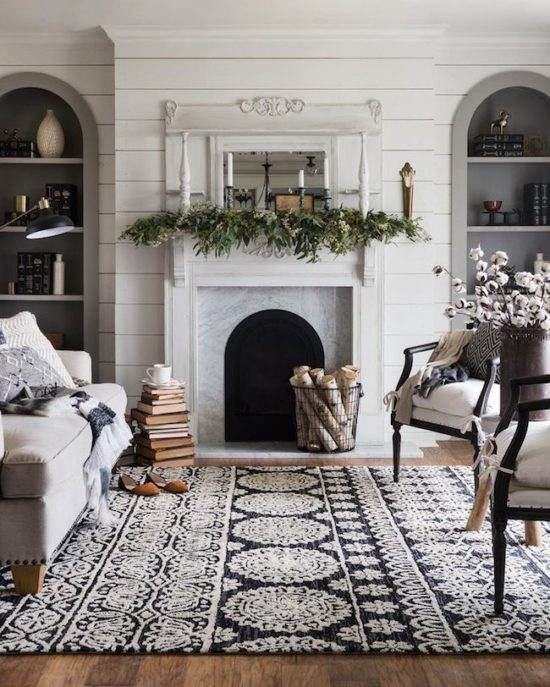 Joanna Gaines Living Room
