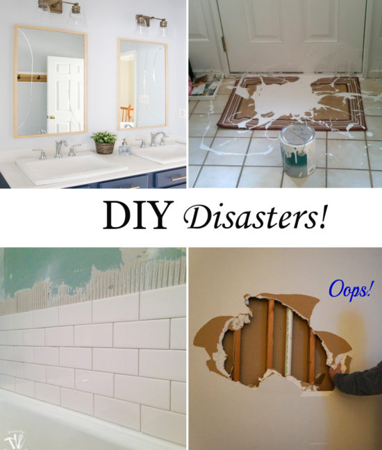 When DIY goes wrong, DIY Disasters that you have to see! PIN