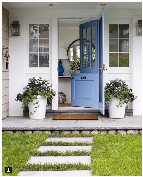 The Design Twins Dutch Door