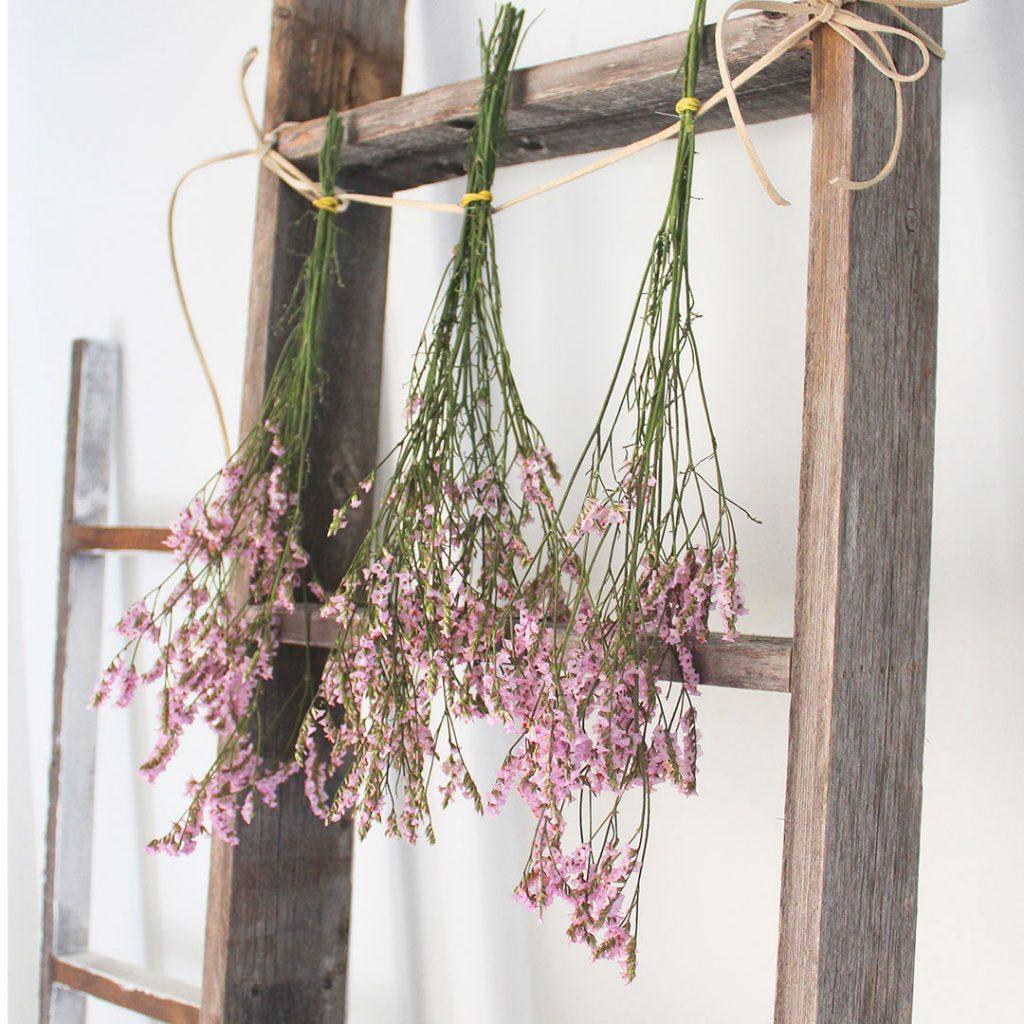 Spring decorating ideas, bundle of spring flowers