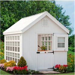 Greenhouse She Shed FI