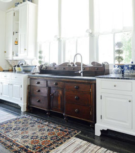 mixing antiques with modern decor, modern interior design FI