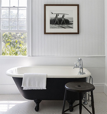 small bathrooms with big style FI