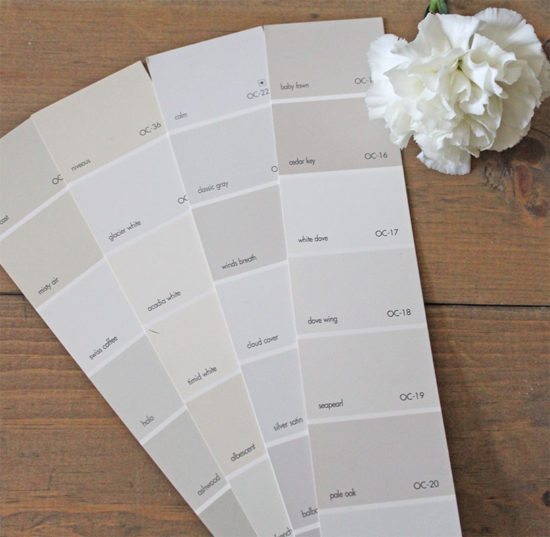 Not All White Paint Is Created Equal Today I Wanted To Talk About The Best Benjamin Moore Colors Just Like With Any Other Color