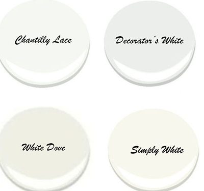benjamin moore white paint colors FI