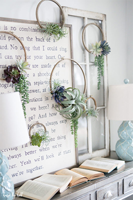 9 Creative Ways to Use an Embroidery Hoop