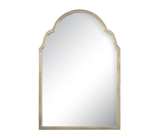 Arched Mirror for above fireplace