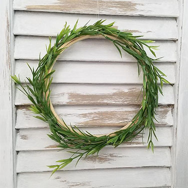how to make a wreath FI 2