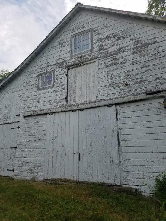 1890s barn