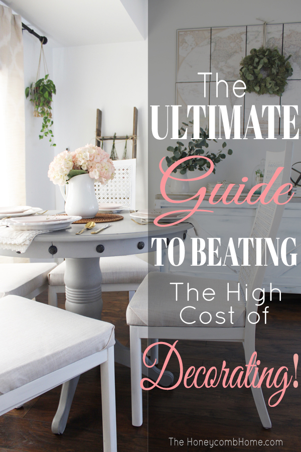 The Ultimate Guide To Beating The High Cost of Decorating