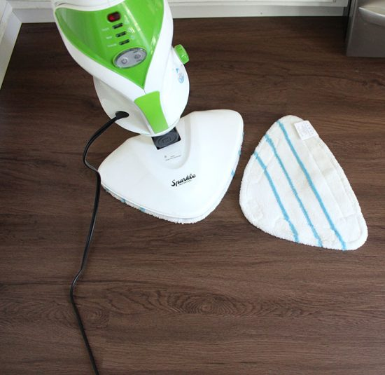 The Steam Mop Is The Best Cleaning Tool Ever The