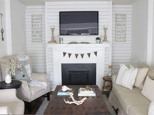 Family Room Ideas for Summer