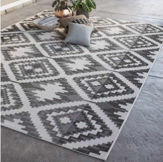 beautiful durable outdoor area rugs