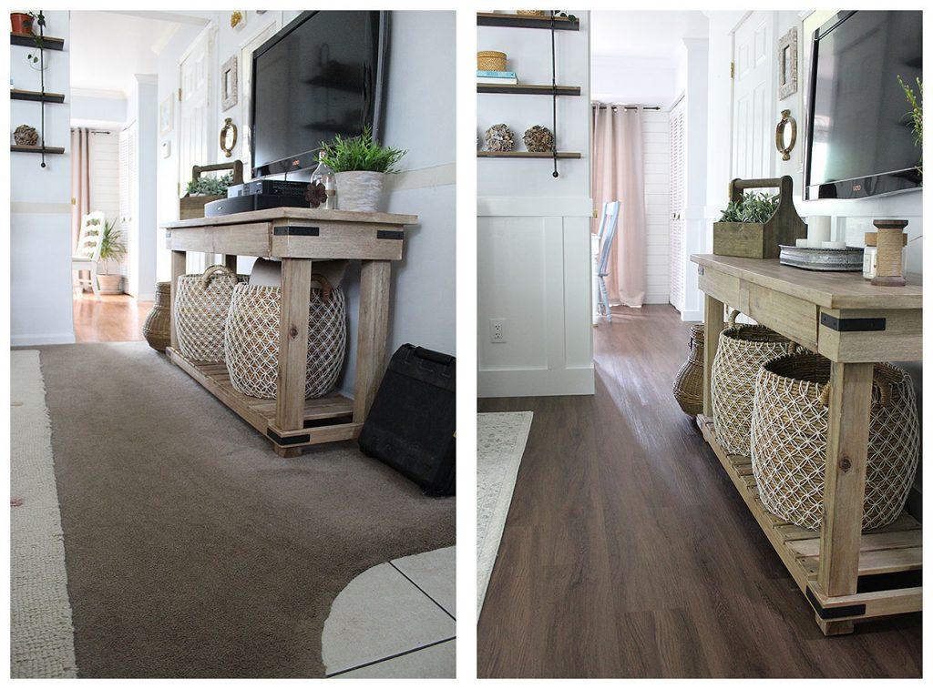 builder grade carpet