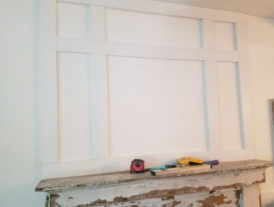 installing-board-and-batten-over-the-fireplace