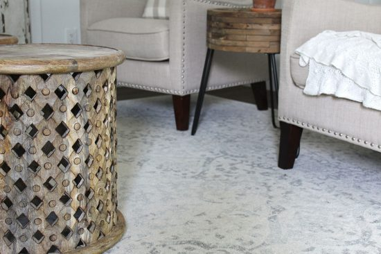 Living Room Area Rugs Placement: Found: The Perfect Neutral Area Rug