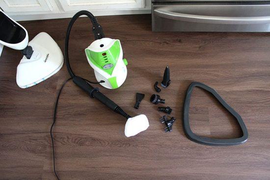 steam mop accessories
