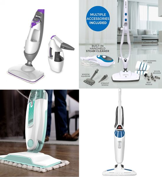 steam mops making cleaning your floors so easy!