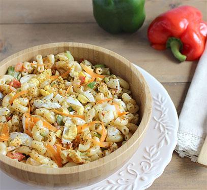 Everybody's Favorite Macaroni Salad