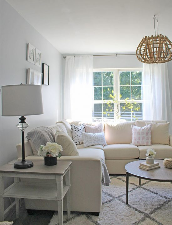 Living-room-furniture before and after makeover