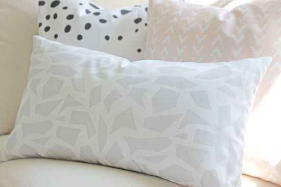 patterned throw pillows for living room