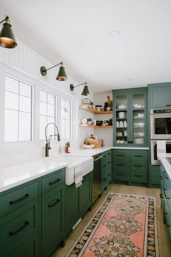 BECKI-OWENS-Non-White-Kitchen-Inspriation-Green