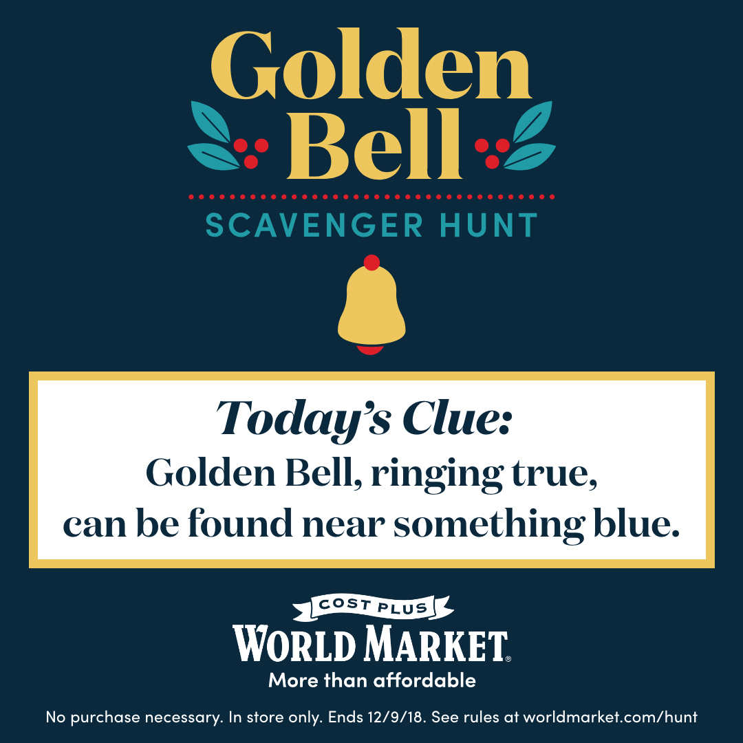 Golden Bell FB Clue 1 11.1
