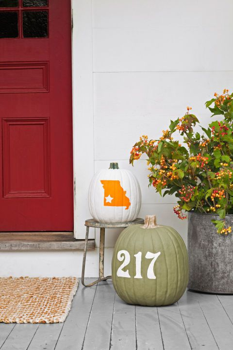 simple fall decorating ideas for outside