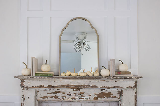 simple-fall-mantel-with-white-pumpkins-FI