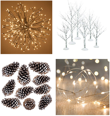 10 Winter Wonderland Decorating Ideas