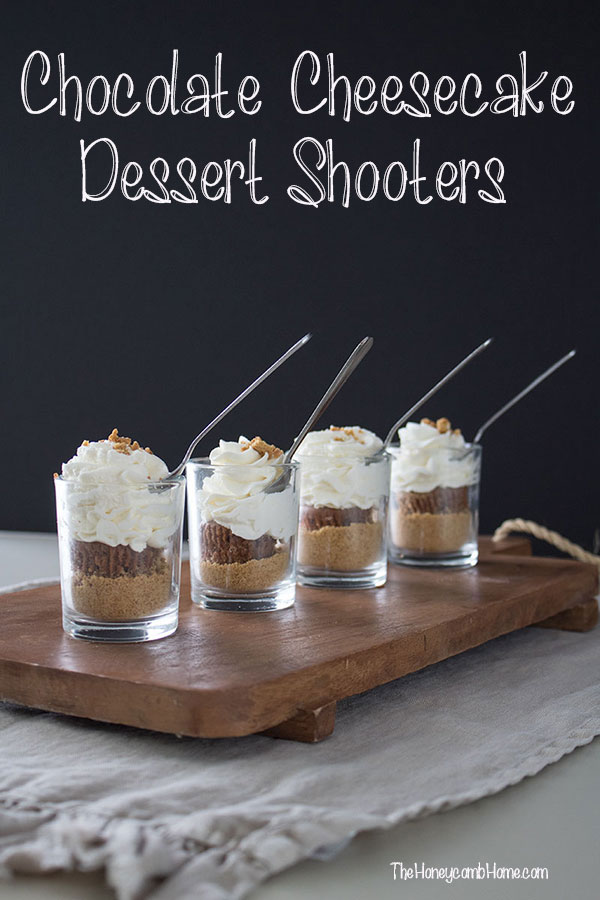 Chocolate-Cheesecake-and-Dessert-Shooters-Recipe,-this-is-the-best-chocolate-cheesecake-I've-ever-tried!---PIN
