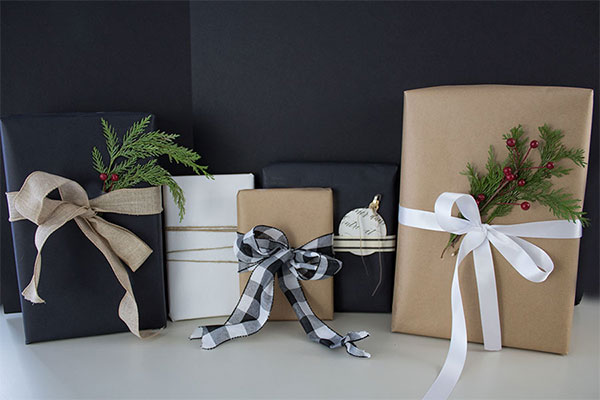 Christmas Wrapping Paper Ideas