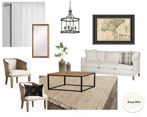 Classic Living Room Get this look FI